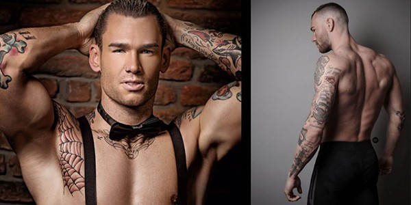 Magic Mike header afbeelding